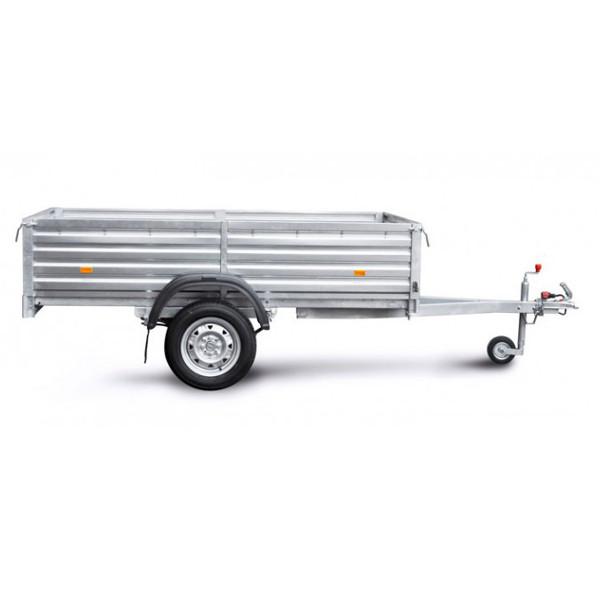 Автоприцеп МЗСА бортовой для грузов (дачный) 817710.004-05 (3175x1720x1053)Бортовые прицепы<br>Автоприцеп бортовой используется для перевозки или транспортировки разных грузов.<br>