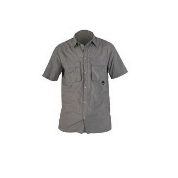 Рубашка Norfin Cool 05 р.XXL  (72178)Рубашки<br>Современная летняя рубашка из быстросохнущего материала. Ткань не задерживает влагу и быстро сохнет, создавая таким образом чувство прохлады.<br>