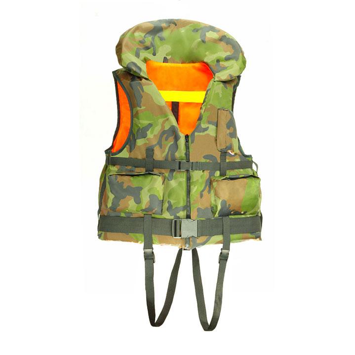Спасательный жилет HDX Рыбак 2, размер L (двухсторонний)Спасательные жилеты <br>Спасательный жилет для рыбаков, охотников и отдыха на воде.<br>