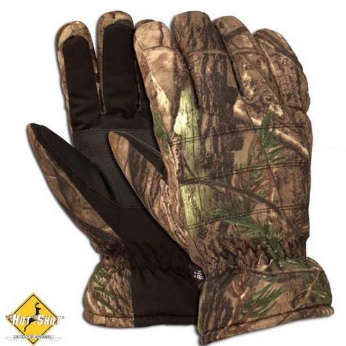 Перчатки NovaTour Falcon, Mossy Oak Break Up