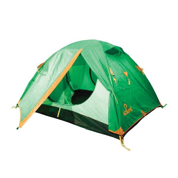 Палатка WoodLand туристическая Dome 2Палатки<br>Двухслойная туристическая палатка. Имеет два выхода.<br>