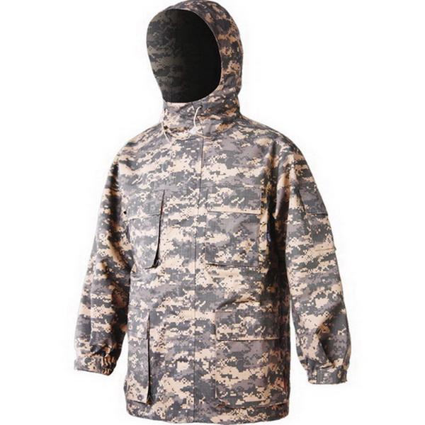 Куртка NovaTour Лес км (диджитал серый S/44-46) (36789)Куртки<br>Тёплая и удобная, комфортная и практичная, в ней Вы не будете чувствовать скованности в движениях. Куртка оснащена капюшоном с козырьком, большим количеством карманов, манжеты на липучках, а низ куртки регулируется шнуровкой.<br>