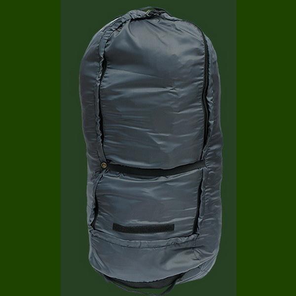 Дождевик ХСН на рюкзак 30-50 л (тем серый)