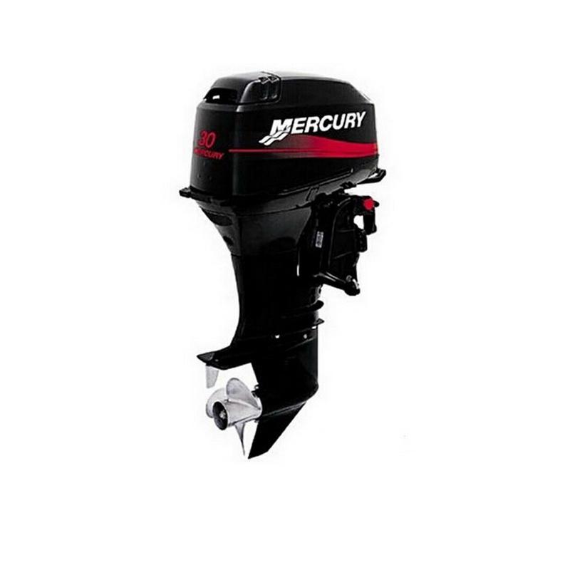 Мотор Mercury ME 30 ELПодвесные моторы<br>Двухтактный подвесной лодочный мотор с системой электрического запуска идеально подходит для передвижения водных транспортных средств небольших размеров. Мотор работает с низким уровнем шума.<br>
