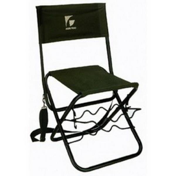 Стул Atemi 907-00417 Раскладной с ремнем и держателем для удочки, цвет зеленыйСтулья, кресла складные<br>Раскладной стул разработан специально для рыболовов. В конструкции предусмотрен ремень и держатель для удочки.<br>