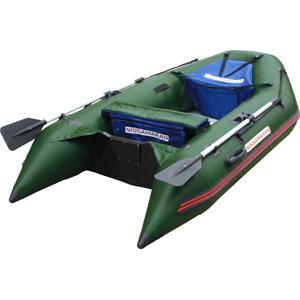 Надувная лодка Nissamaran Tornado 290 (цвет зеленый)Лодки ПВХ под мотор<br>Надувные моторно-гребные лодки Nissamaran соответствуют международным стандартам качества. К разработке лодок привлекались квалифицированные зарубежные специалисты и мастера, чей опыт и знания оттачивались в течении десятков лет. Специальная серия моторн...<br>