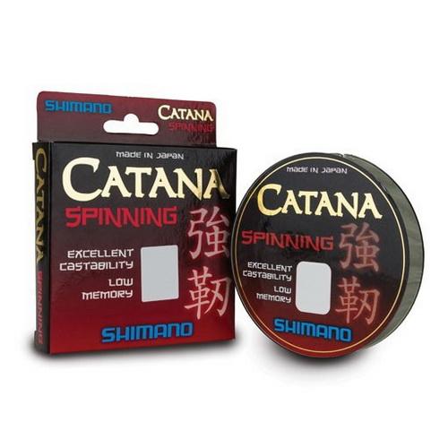Монолеска Shimano Catana Spinning 100 mt. 0.14mm (49154)Монофильные лески<br>Высококачественная леска для ловли крупной рыбы.<br>
