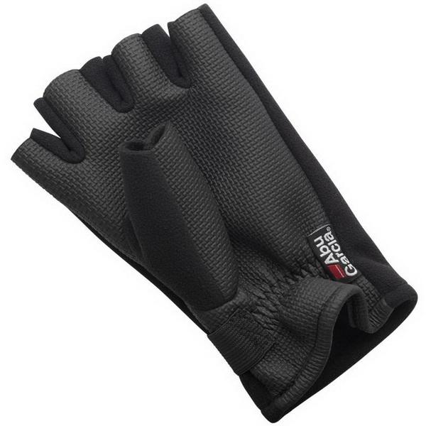 Перчатки Abu Garcia флис/неопрен, без пальцев, размер XL