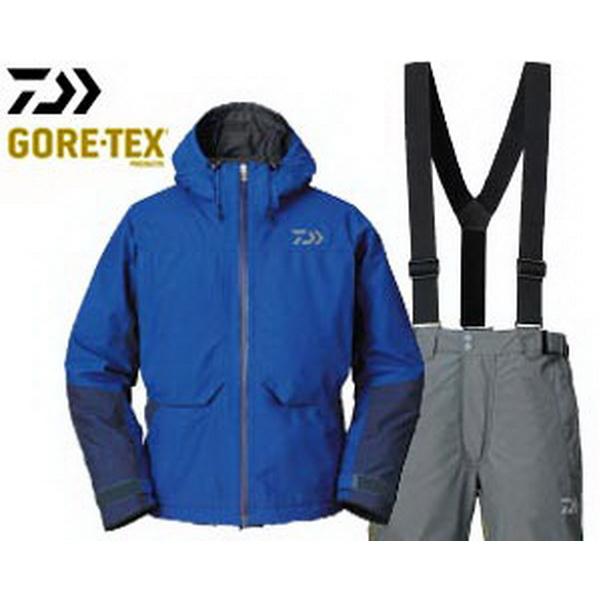 Костюм Зимний Daiwa Gt Winter Suit M (Синий) DW1203 (68485)Костюмы/комбинзоны<br>Зимний костюм для экстремальных зимних условий. Отлично сохраняет тепло внутри.<br>
