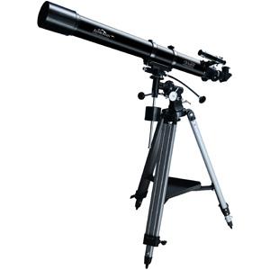 Телескоп JJ-Astro Astroman 70x900Телескопы<br>Классический рефрактор, отличается стильным дизайном, удобной, продуманной монтировкой и качественной оптикой.<br>
