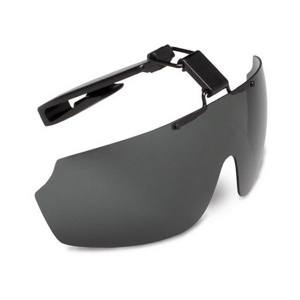 Очки поляризационные Rapala Sportsmans Cap Flip-UpОчки<br>Накладки с поляризационными линзами. Применяются в качестве накладок на кепку или бейсболку.<br>