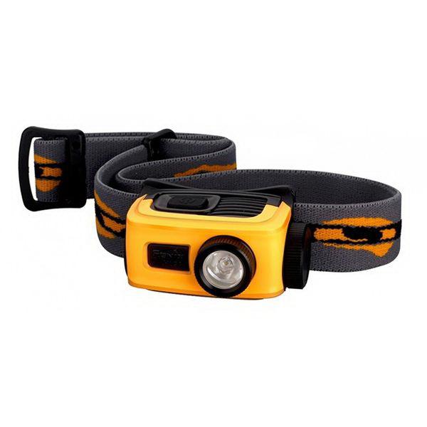 Фонарь Fenix HL22 желтыйФонари ручные<br>Самый компактный и удобный осветительный прибор на сегодняшний день. Разработан специально для применения в экстремальных условиях.<br>