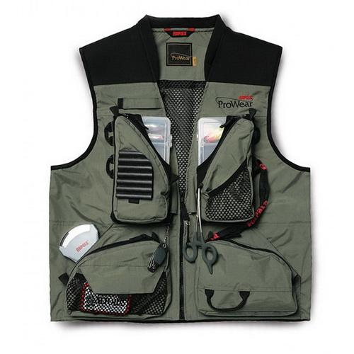 Жилет Rapala ProWear Shallows Vest зел. размер S (48369)