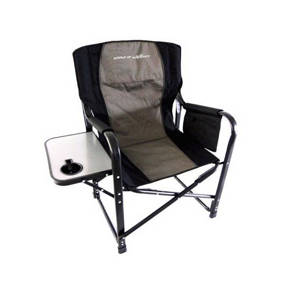 Кресло Maverick Folding Chair GC206-2TA (88*57*44/93)Стулья, кресла складные<br>Великолепное складное кресло станет отличным вариантом для любителей проводить много времени на рыбалке, на даче или просто с комфортом отдыхать на пикнике. Мягкая спинка превосходно повторяет форму тела, что позволяет полностью расслабиться.<br>