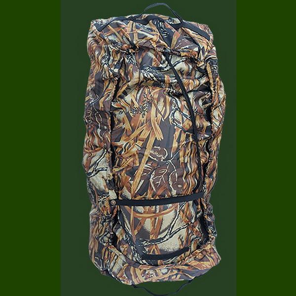 Дождевик ХСН на рюкзак 30-50 л (камыш)Плащи/Ветровки<br>Дождевик предназначен для дополнительной защиты рюкзака во время осадков. Изготовлен из полиэстера.<br>