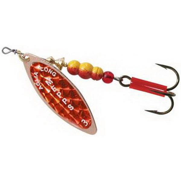 Блесна Mepps Aglia Longue Redbo CU № 4 (37218)Блесны<br>Блесна прекрасно используется для ловли придонных хищников в озерах и водоемах со слабым течением, где рыбы неохотно реагируют на стремительные приманки.<br>