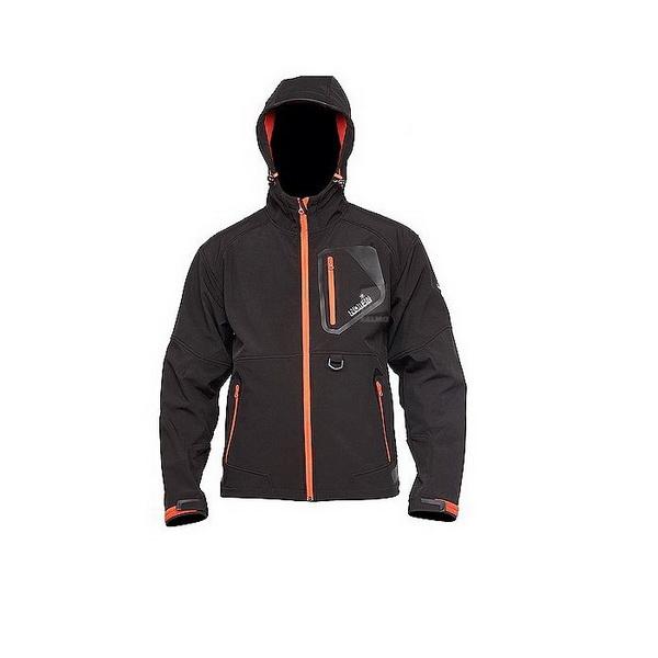 Куртка Norfin Dynamic 01 р.S  (78851)Куртки<br>Ветро и влагонепроницаемая куртка прекрасно подходит как для рыбалки и активного отдыха, так и для повседневной носки. Куртка оснащена двумя боковыми и одним нагрудным карманом.<br>