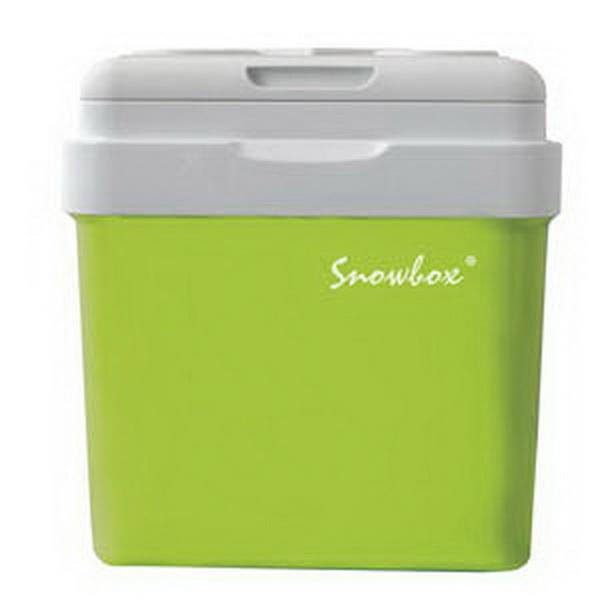 Контейнер Camping World Контейнер изотермический CW Snowbox 25 зелёныйХолодильники<br>Изотермическая Контейнер  — полная термоизоляция крышки и корпуса!<br>