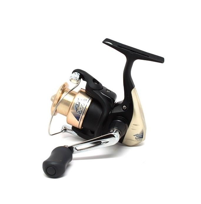 Катушка Shimano AXКатушки безынерционные<br>Катушка производится в трех размерах (1000, 2000 и 4000). Эта универсальная<br>