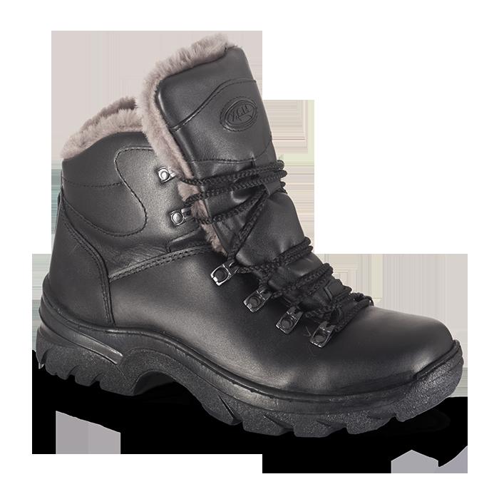 Ботинки ХСН Трекинг-Люкс (натуральный мех) (44) 522-1 (95894)Ботинки<br>Обувь предназначена для эксплуатации в условиях, приближенных к экстремальным.<br><br>Комфортная температура эксплуатации: от 0°С до -25°С<br>Основной материал:    Натуральная хромовая кожа<br>Основная стелька:    Кожа КРС<br>Подошва:    ТЭП Шейкер<br>Крепление подош...<br>