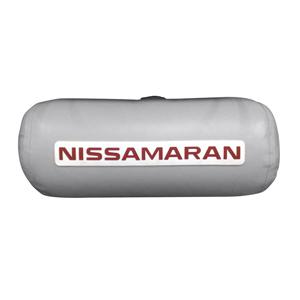 Подушка Nissamaran надувная, 60см (230). Синяя (11140)