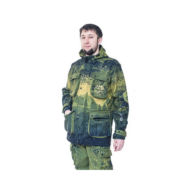 Костюм Pirate Fisherman (Рыбак)Костюмы/комбинзоны<br>Качественный мембранный костюм от ведущего производителя одежды для рыбалки и охоты. Идеально подходит для активного отдыха в любую погоду.<br>