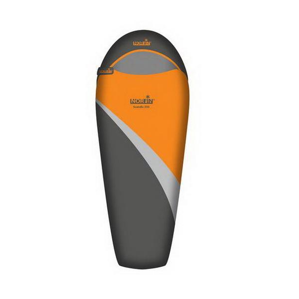 Спальный мешок Norfin Scandic 350 NS L (78176)Спальные мешки<br>Просторный и тёплый спальный мешок для активного отдыха на природе.<br>