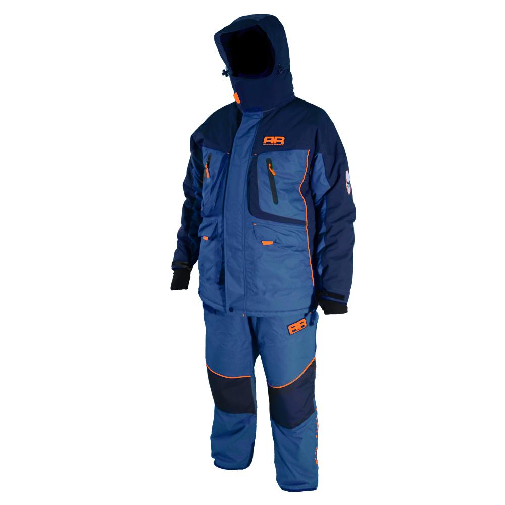 Костюм зимний Adrenalin Republic Rover -35, синий/кобальт XXL (78136)Костюмы/комбинзоны<br>Костюм состоит из куртки и штанов. Специальная конструкция подкладки с зонами, улучшающими отвод влаги, усилением материала в области колен и седалища.<br>