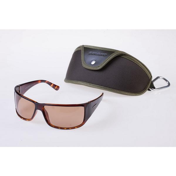 Очки Solano солнцезащитные, модель FL 20004CОчки<br>Поляризационные очки для рыбалки. Для их производства были применены лучшие антиаллергенные материалы.<br>