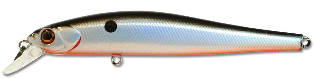 Воблер Kosadaka ION XS плавающийВоблеры<br>Пополнение в семействе Ion в виде самого крупного представителя. Новая 90-ая модель для тех, кто хочет рыбачить по-максимуму.<br>