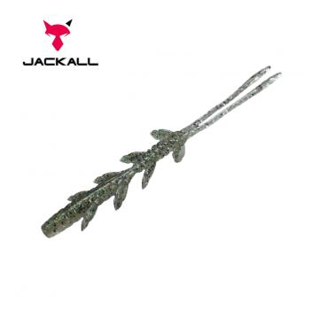 Мягкая приманка Jackall Scissor Comb 4.8 DARKTHUNDER/CLEAR SI (87600)Мягкие приманки<br>Оригинальная съедбная силиконовая приманка. Тело приманки имеет по 4 лапки по бокам, которые направлены вперёд и при малейшем двидении примнки начинают очень реалистично двигаться. Посредине тела приманки имеется перемычка благодаря которой она имеет ещё ...<br>