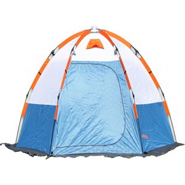 Палатка World Of Maverick (Зимняя) Ice 5 (B/W)Палатки<br>Данная модель предназначена для  использования на зимней рыбалке. Отличается надежностью и длительным сроком эксплуатации.<br>