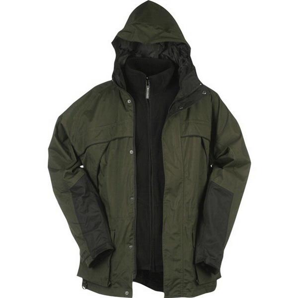 Куртка зимняя Baleno Talin/Tauro 092A XL (54021)Куртки<br>Сочетание двух практичных материалов – микрофлиса и мембранной ткани использовалось при разработке зимней куртки от компании Baleno.<br>