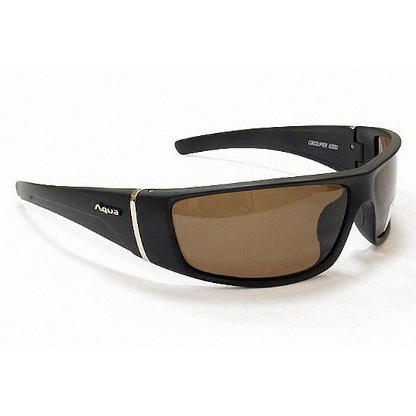 Очки поляризационные Aqua 5PB5300PL00B Grayling коричневые тёмныеОчки<br>Очки поляризационные Aqua специально разработаны для комфортной и безопасной рыбалки.<br>