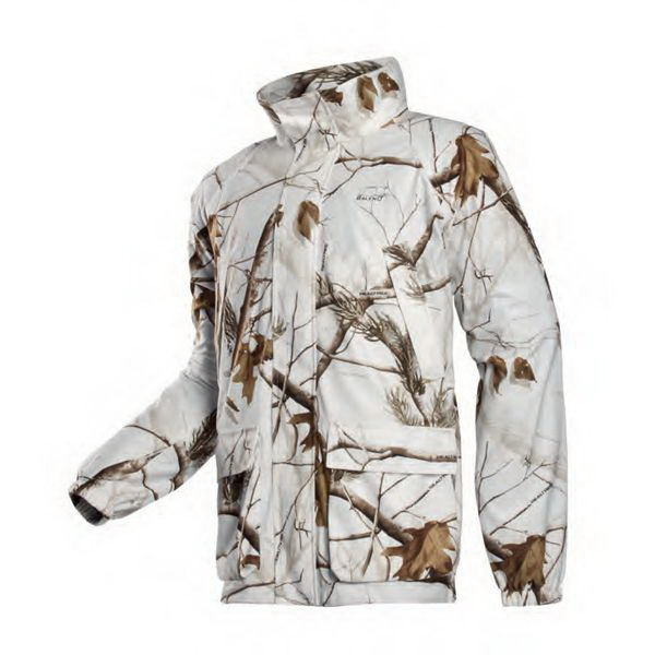 Куртка зимняя белый камуфляж Baleno Arendal