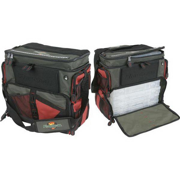 Сумка рыболовная Flambeau 6040 TB 5005 (68961)Сумки и рюкзаки<br>В рыболовной сумке Flambeau 6040 TB 5005 ST 5005ST можно удобно расположить приманки, снасти и принадлежности для рыбалки, она не займет много места в багажнике и станет настоящим подспорьем на отдыхе.<br>