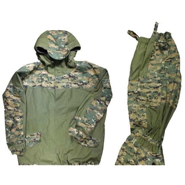 Костюм Prival Горка р.58Костюмы/комбинезоны<br>Утепленный демисезонный костюм Горка производства торговой марки PRIVAL изготавливается из плотной палаточной х/б ткани с дополнительным утеплением микрофлисом.<br>