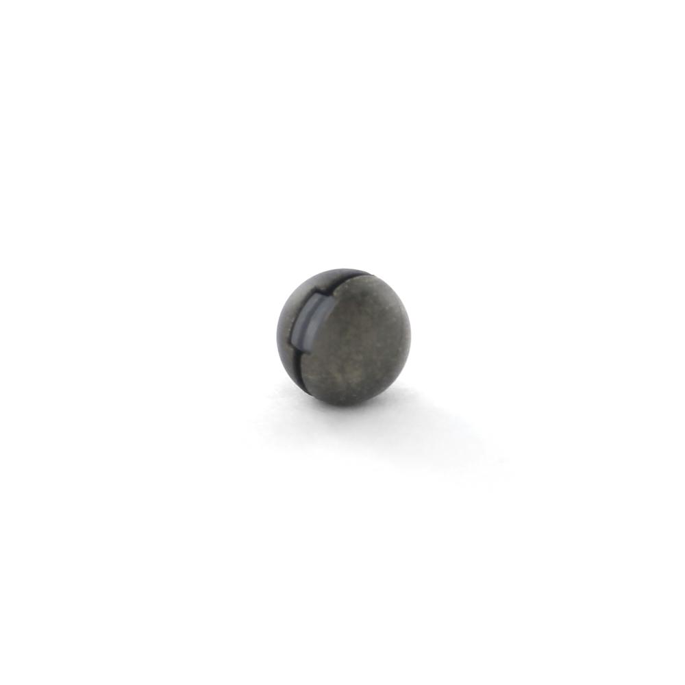 Груз вольфрамовый Tsuribito Tungsten Sinkers Split Shotвес, вес 4 г, 4 шт. (93639)Грузила, отцепы<br>Материал: вольфрам<br>