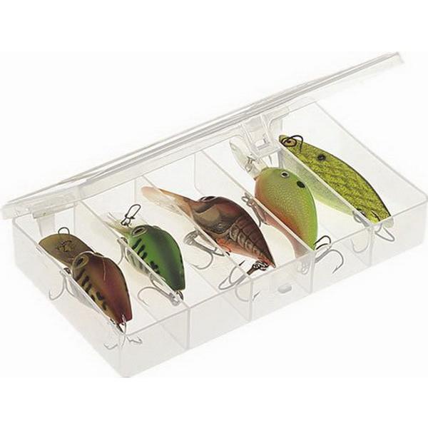 Коробка Plano 3449-85Коробки<br>Коробка для хранения и транспортировки рыболовных принадлежностей. Изготовлена из прозрачного высококачественного пластика.<br>