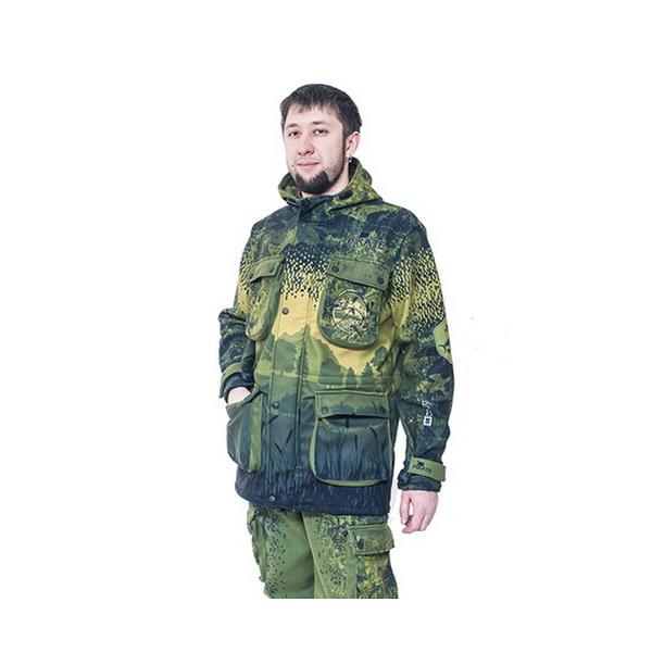 Костюм Pirate Fisherman (Рыбак) 52-54 (182-188) (81771)Костюмы/комбинезоны<br>Качественный мембранный костюм от ведущего производителя одежды для рыбалки и охоты. Идеально подходит для активного отдыха в любую погоду.<br>