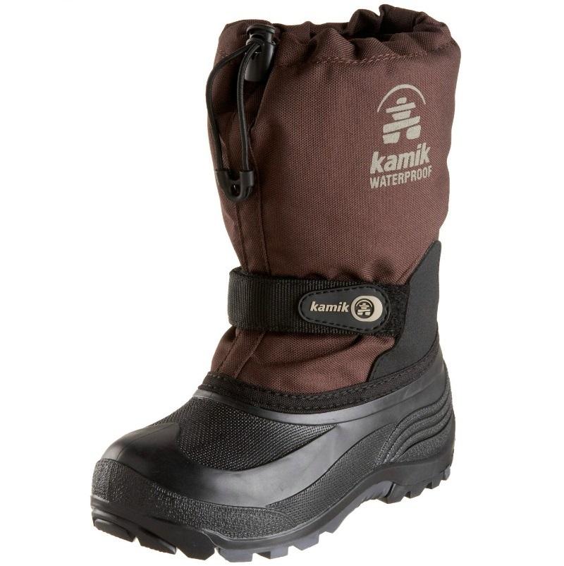 Сапоги Kamik Waterbug5G подростковые разм. 35 (66737)Сапоги<br>Правильно подобранная обувь будет оберегать ноги ребёнка от влаги, холода, травм и падений, даря ощущение комфорта и лёгкости. Одним из самых оптимальных вариантов является детская обувь Камик, которая отвечает всем современным стандартам и уже успела зас...<br>