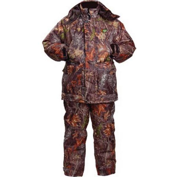 Костюм зимний Trout Pro Explorer  48-50 (52462)Костюмы/комбинзоны<br>Trout Pro Explorer – теплый зимний костюм с утеплителем Термофайбер отлично сохраняет тепло даже в сильный мороз.<br>