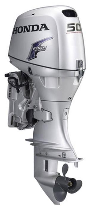 Лодочный мотор HONDA BF50DK2 LRTUПодвесные моторы<br>С этими лодочными моторами Вы сможете почувствовать совершенство и мощь четырехтактной технологии Honda. Двигатели, начиная с модели в 40 л.с., оборудуются инжектором. Их отличие в высокой экономичности и экологичности (система ECOmo), а технология BLAST ...<br>