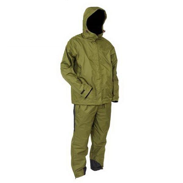 Костюм Norfin демисезон.  Shell 05 р.XXL (66801)Костюмы/комбинзоны<br>Костюм NORFIN Shell может использоваться во все сезоны в дождливую погоду. Материал, из которого сделан костюм - Nortex Breathable позволит рыбачить в различных погодных условиях.<br>