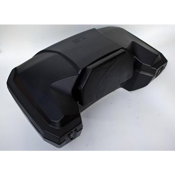 Кофр GKA задний Quadrax Hi-Volume 8030 (черный)Кофры<br>Пластиковый задний кофр для квадроцикла. Изготовлен из импортного пластика повышенной прочности.<br>