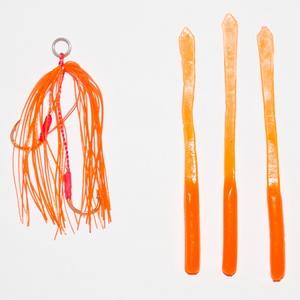 Bassday Крючки на подвязке Nin Hook / SK-03