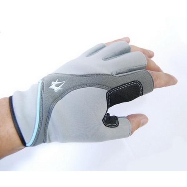 Перчатки Daiwa XG-7312W Gray MВарежки/Перчатки<br>Неопреновые перчатки, обладающие очень хорошими эластичными свойствами. Водоотталкивающие характеристики помогут лучше сосредоточиться на рыбалке, обеспечив комфорт, сухость и уют для рук.<br>