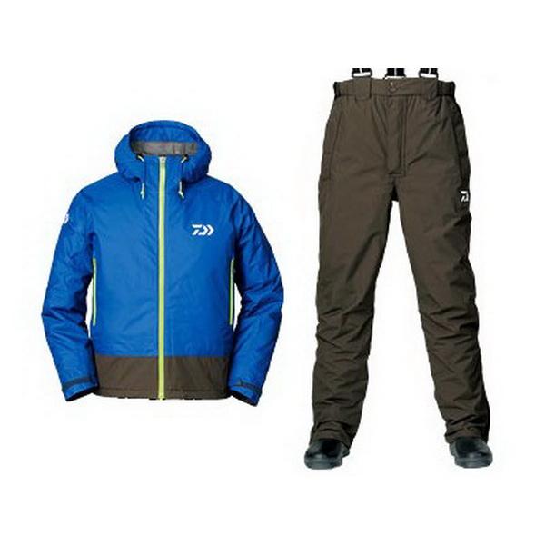 Костюм Зимний Daiwa Rainmax Hi-Loft Winter Suit (Синий) L DW3203 (71493)Костюмы/комбинезоны<br>Зимний костюм для экстремальных зимних условий. Отлично сохраняет тепло внутри.<br>