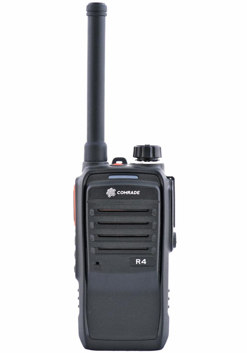 Радиостанция COMRADE R 4