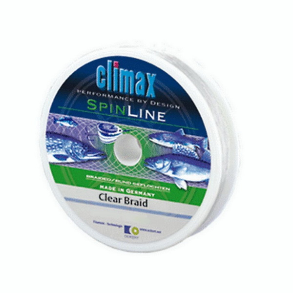 Леска Climax Clear Braid 135м, #0.08Плетеные шнуры<br>Плетеная леска  Германского производства.  Имеет серый полупрозрачный цвет.<br>